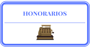 HONORARIOS 6,50 €